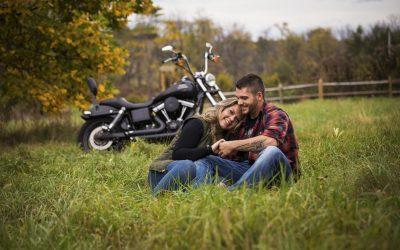 Stephanie & Jared | Millbrook Marsh Engagement