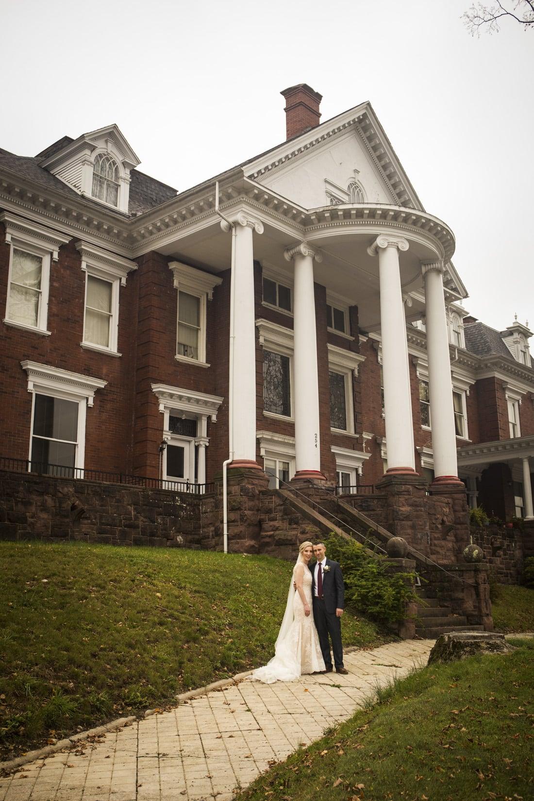 Hastings Mansion, Bellefonte, PA - Bob Lambert Photography