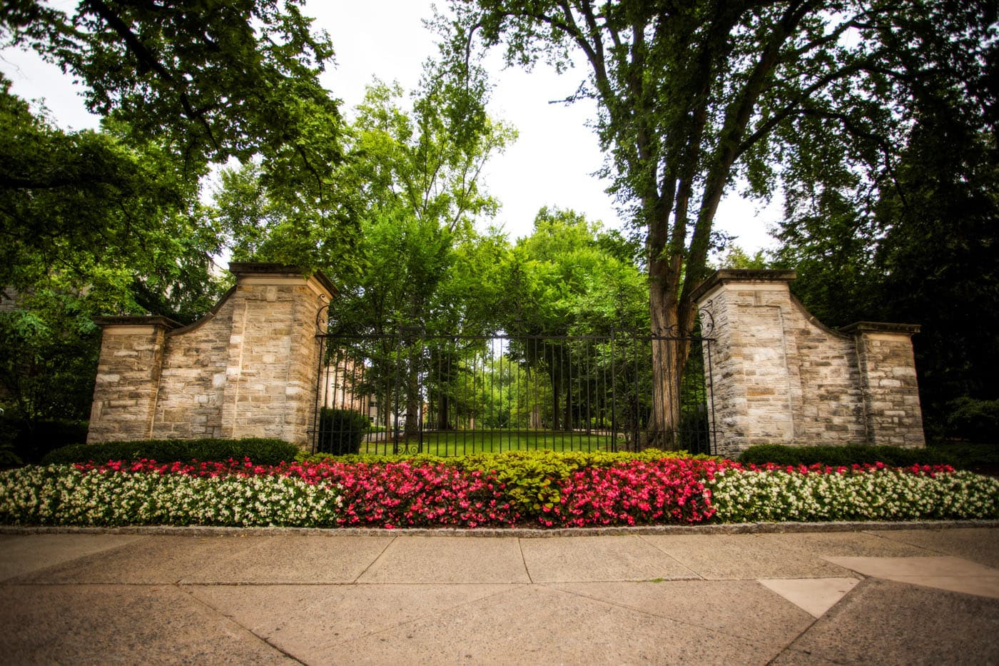 Allen St. Gates, Summer by Bob Lambert Photography