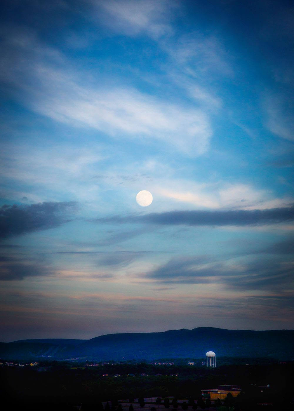 Moon Over Happy Valley by Bob Lambert