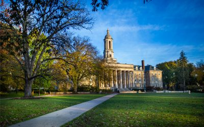 Penn State Photos: Spring and Fall