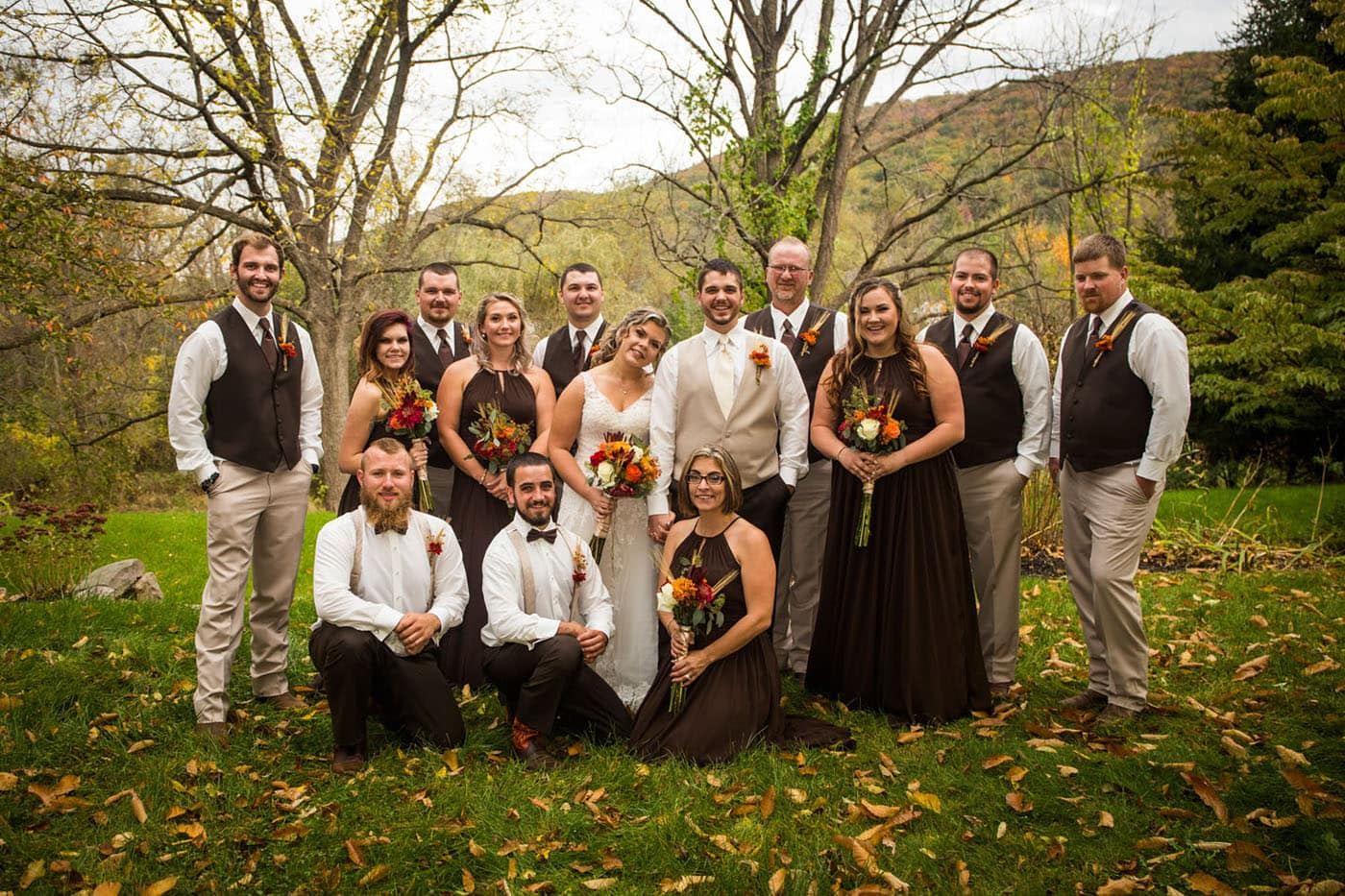 General Potter Farm Wedding, State College, PA - Bob Lambert Photography