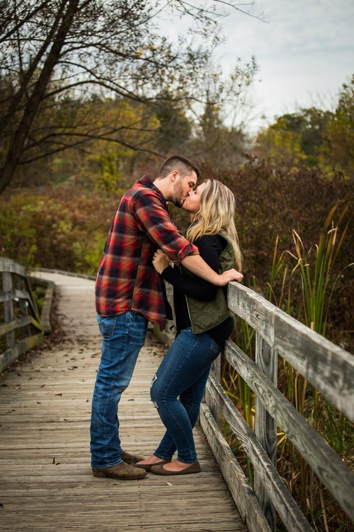Millbrook Marsh Engagement, State College, PA - Bob Lambert Photography