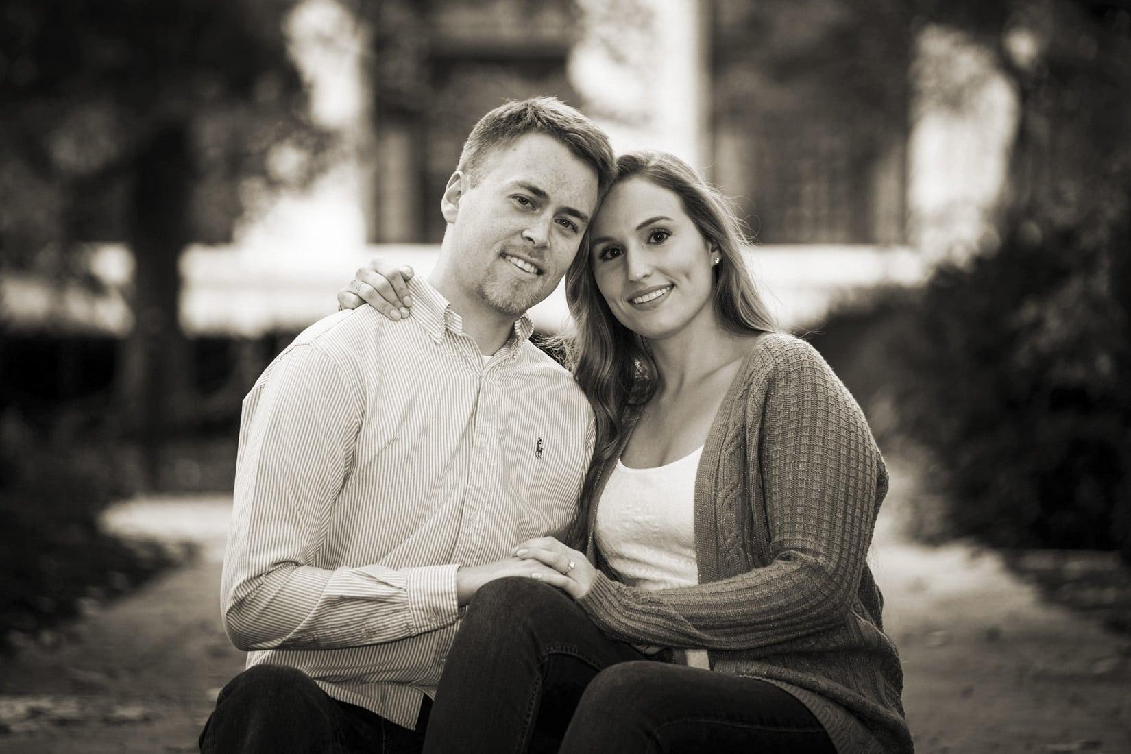 Penn State Engagement, State College, PA - Bob Lambert Photography