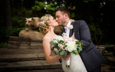 Abby & James | Penn State Wedding