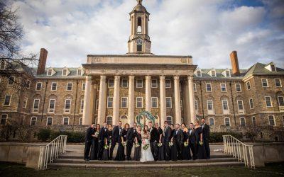 Abby & Noah | General Potter Farm Wedding | Penn State Photos