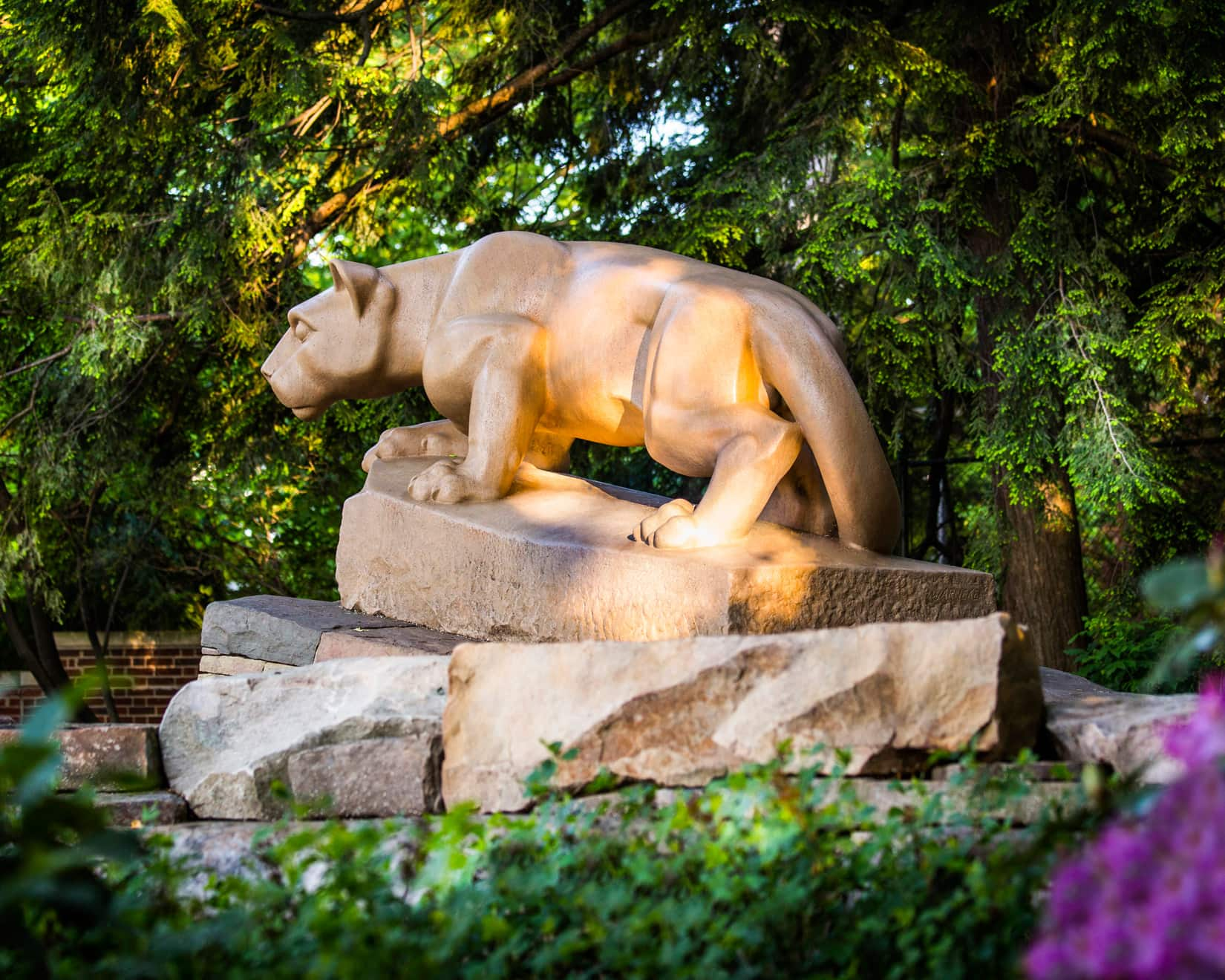 Onward State, by Bob Lambert Photography (Nittany Lion, State College, PA)