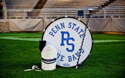 Penn State Blue Band Photo Shoot | Beaver Stadium
