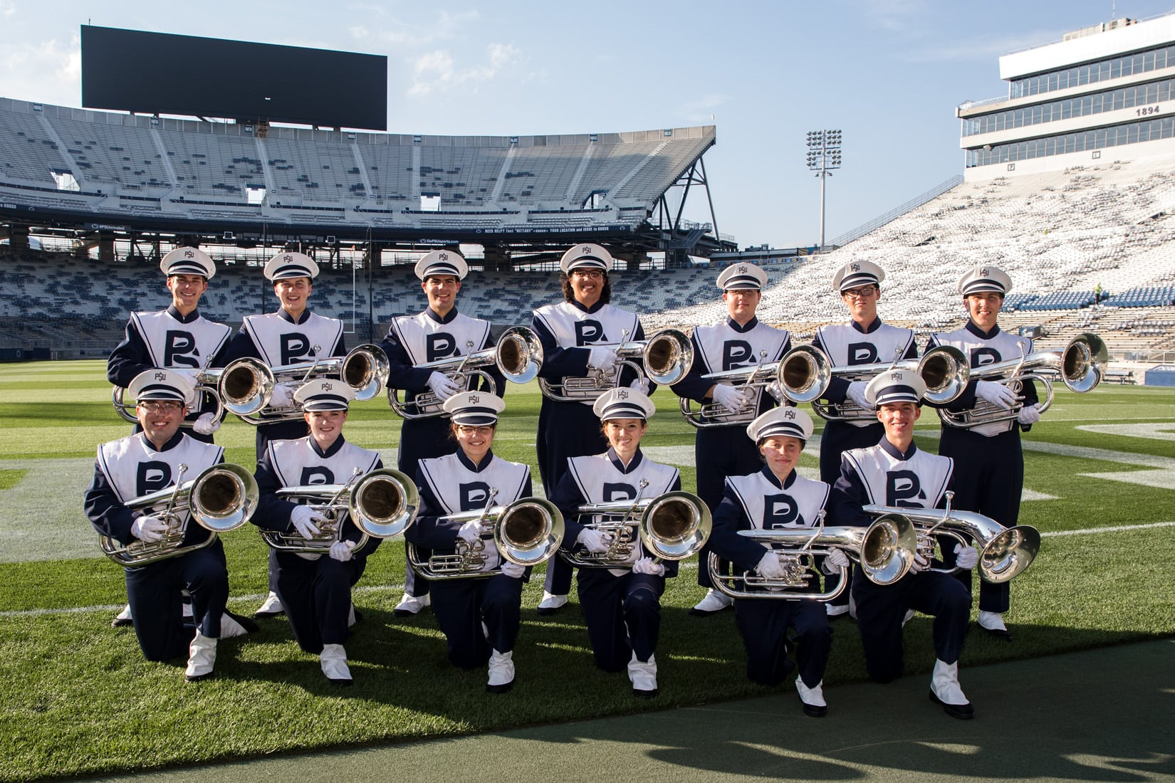 5-Penn-State-Blue-Band-Photos-State-College-PA-Bob-Lambert-Photography