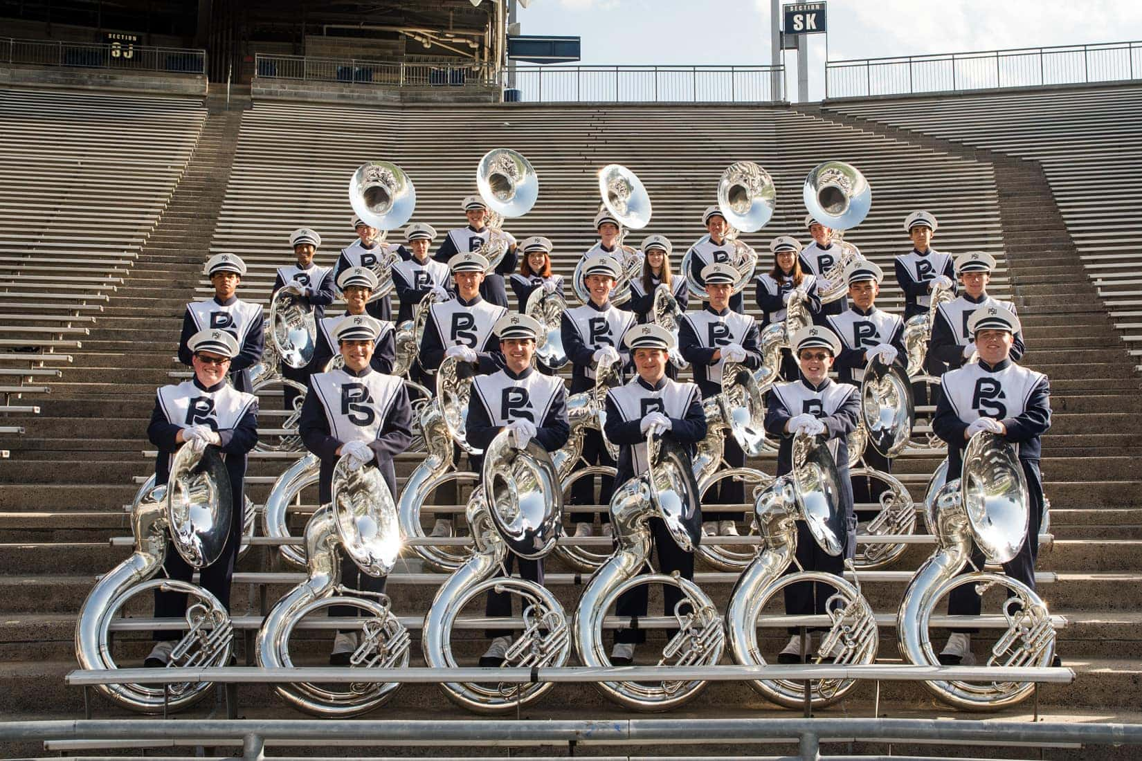 7-Penn-State-Blue-Band-Photos-Bob-Lambert-Photography