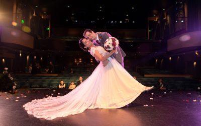 Liliana & Brian | State Theatre Wedding