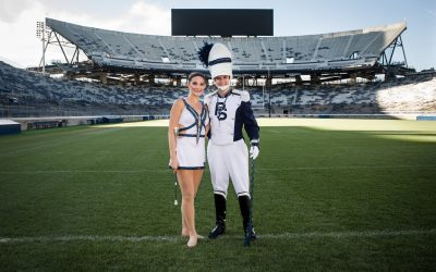 Penn State Blue Band Photo Shoot 2019 | Beaver Stadium